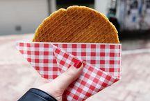 Dutch / Dutch German foods