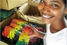 Gospel House Handicrafts ~ Sri Lanka / by WorldCrafts
