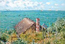 Claude Monet / Ses œuvre et l'homme - Seine Werke und der Mann - His work and the man - Seu trabalho e o homem
