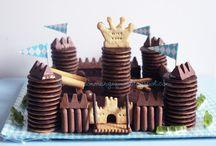 Idée gâteau anniversaire des garçons