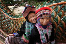 Thai Hill Tribes / Indigeneous people of the northern highlands of Thaialnd