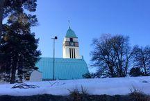 In the Suburbs - Solna, Sundbyberg