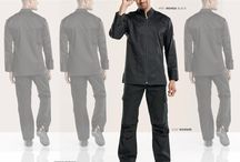 Chefwear Inspirations / this board is about different looks - styles - ads