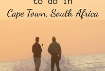 Cape Town Travel / The best and beautiful spots in and around Cape Town | SouthAfrica Travel