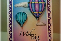 cartes montgolfière