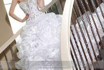 Luxus Brautkleider