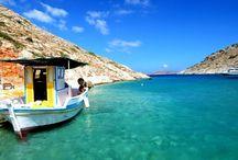 Iraklia island / Beautiful photos from Iraklia island, Cyclades, Greece