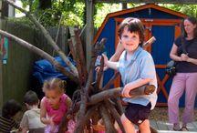Preschool Learning environments: Co-op, Reggio, Forest School, etc