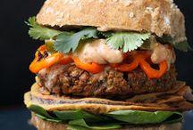 Burgers - Vegetarian