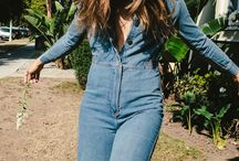 Denim || The Vintage Kilo Sale / All the hues of our favourite fabric