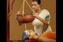 Shirodhara masage