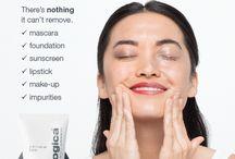 Makeup remover mitt