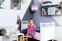 Børneværelse indretning