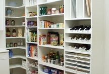 pantry ideas / by Melody Garrett