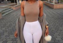Fashion statement - ladies
