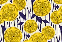 Passion For Pattern / Beautiful patterns and prints that catch my eye. Inspiration!