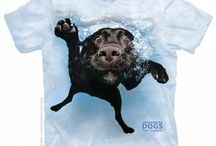 The Mountain Shirts -Underwater Dogs-