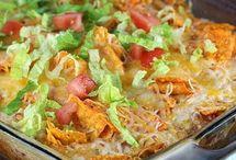 yummy food to make / by Jennifer Dalton