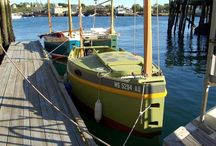 Bolger boat