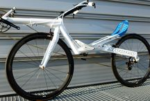 recumbent bike endorphin / performance high racer handmade in Italy