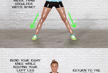 fitness  měsíc