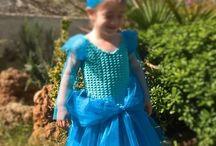 free crochet patterns / free crochets patterns #tutorial #DIY #handmade #Halloween #costume  #princess #Cinderella #Crochet #tutu #free #pattern #free #pattern