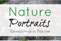 Natur porträtt