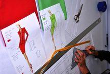 Corso Online per Stilista di Moda / Sono aperte le iscrizioni ai corsi per Modellista, Stilista di Moda, Tecniche di confezione e Modellista Cad. Per maggiori informazioni scrivete ad info@tecnologiedellamoda.it