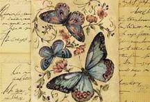 Butterflies - Art and Printables / Butterflies - my favorite Art and Printables for Art PRojects