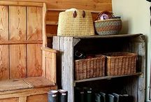 For the home : Mudroom