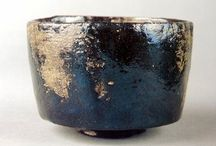 JAPANESE VINTAGE POTTERY / 日本の古陶磁器