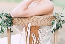 plywood wedding decorations