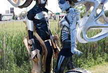 COSPLAY ADVENTURE / Fantasies brought to true life / by Decadent_lie