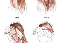 hårfarve teknik