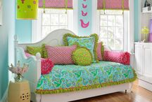 Girls bedroom / Girls bedroom ideas deaign
