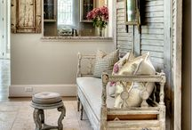 Shabby Decor Inspiration / by Angie Johnson
