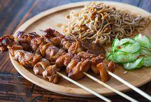 Indian & thai food