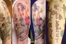 Pottery Themed Tattoos :)