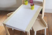 DIY kids furniture