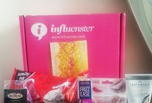 Influenster J'Adore VoxBox / LOVE THE BOX