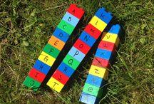 Skattejagt m alfabet