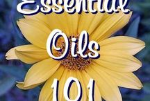 essential oils / by Shana Walker