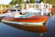 Antique Boats