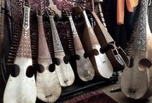Sound / music, traditional folk instruments, sounds of nature and animal world