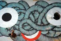 MARCHE TALENT / Un viaggio virtuale nell'altra faccia dell'arte nelle Marche, quella giovane ed emergente. Da BLU, l'artista di strada originario di Senigallia e nome di punta tra i graffitari mondiali, a Silvia Emme, ai musicisti indie. Scopriteli con noi!