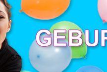 #Geburtstagsdeko #Runder Geburtstag / Wir haben eine riesige Auswahl für einen tollen #runden Geburtstag. #Geburtstagsdeko für den #18. Geburtstag, den #30. Geburtstag, den #40. Geburtstag und und und...