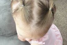 The Girls Hair / by Rosslyn Riddle