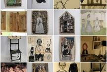 textile art/mixed media