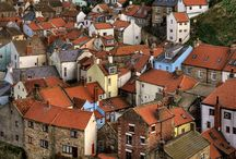 rooftops and villages / by Alice Ratterree