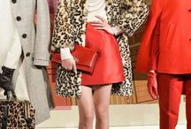 Fall fashion 2014 / Women's trends  in fashion for fall 2014